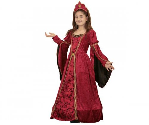 Disfraz princesa radiante 10-12 años