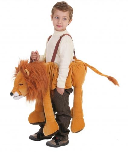 Disfraz de leon infantil 1 a 3 aos talla 0 car interior - Disfraz de pescado ...