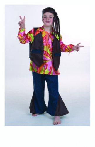 Disfraz de Hippy niño