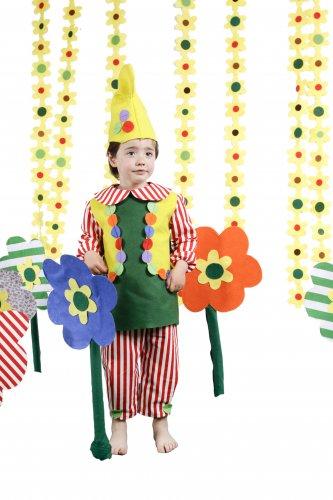 Disfraz de Elfo infantil para niño 1 a 3 años, talla 0