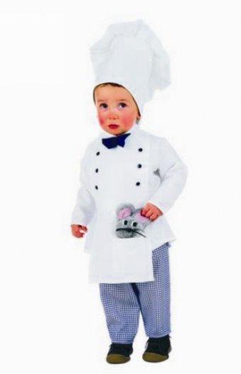 Disfraz de Cocinero deluxe