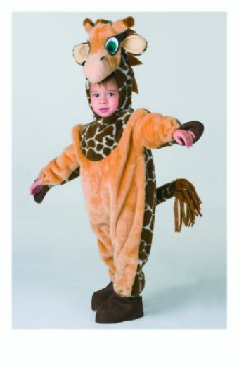 Disfraz de Jirafa 18 meses