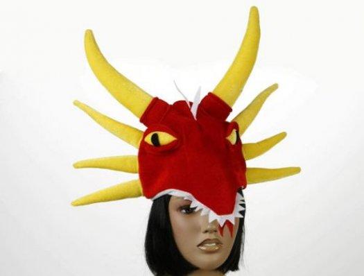 14aa28972303d Gorro dragon 44x44cm