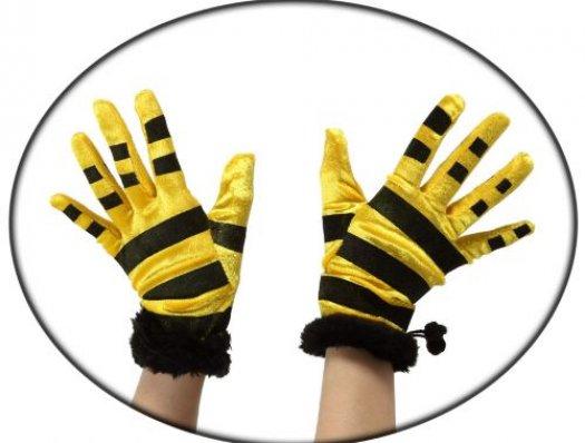 Guantes abeja