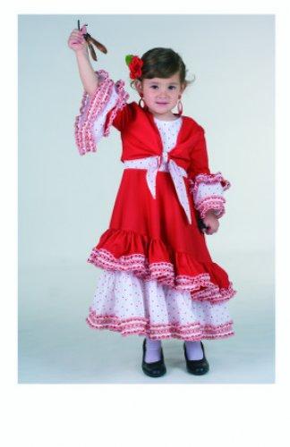 Disfraz de Sevillana