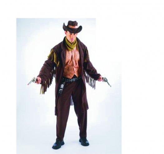 Disfraz de Vaquero deluxe