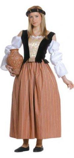 Disfraz de Celestina