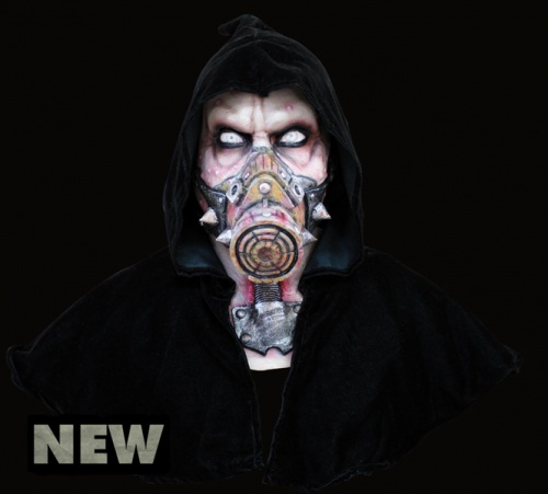 Máscara Biohazard latex