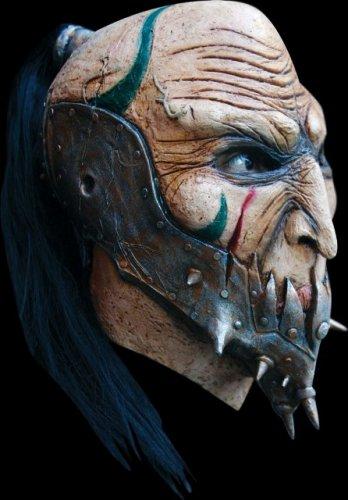 Máscara de Fujiro guerrero oriental