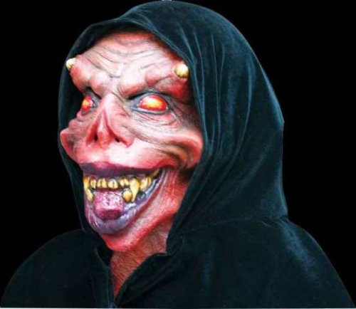 Máscara de diablo de las sombras