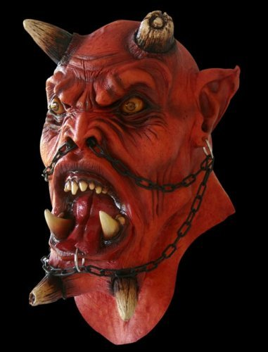 Resultado de imagen de máscaras de diablos