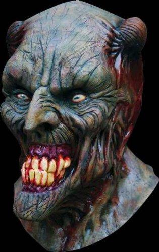 Máscara de diablo sangriento