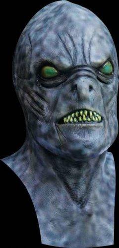 Máscara de monstruo alienígena