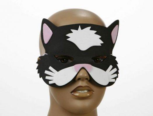 Mascaras de un gato - Imagui