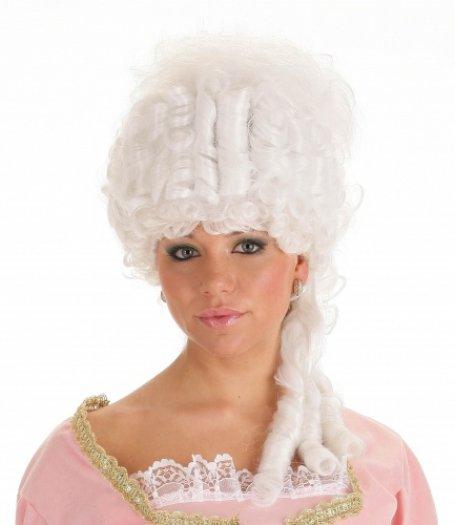 Peluca Maria Antonieta rubia