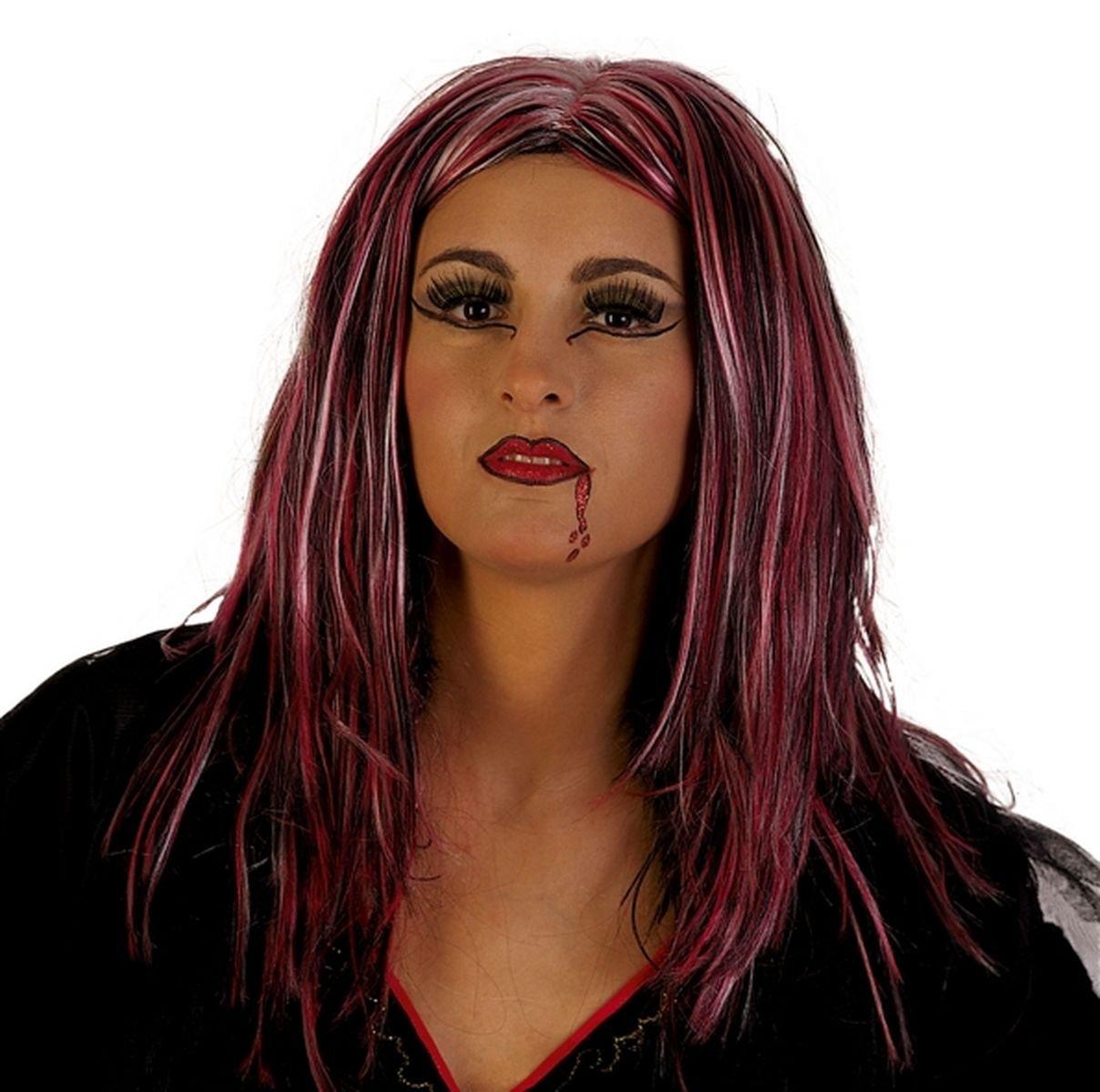 Peluca Vampiresa