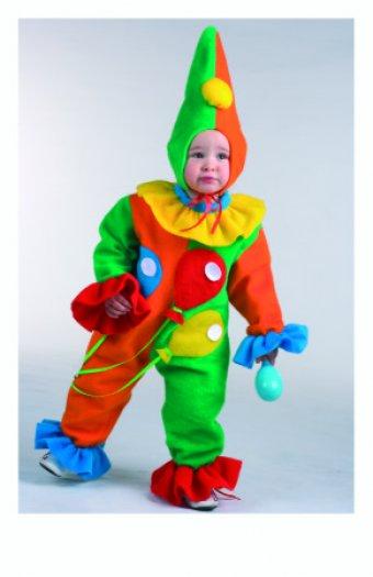 Disfraz de Payaso 18 meses