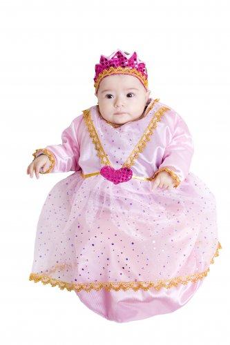 Disfraz de Saquito Princesa infantil 6 meses