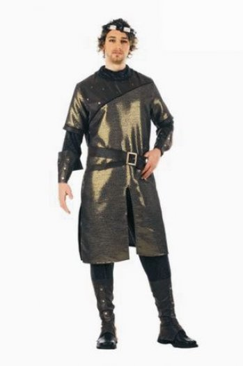 Disfraz de Rey Arturo Medieval extraluxe
