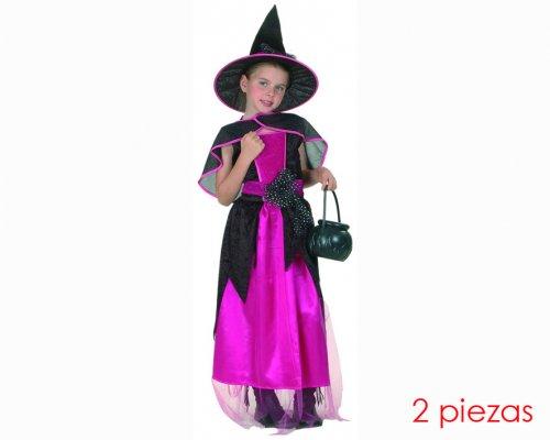 Disfraz de Bruja linda 4-6 años