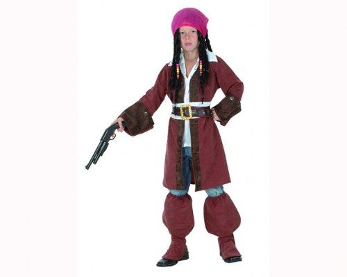 Disfraz de Pirata caribeño 10-12 años