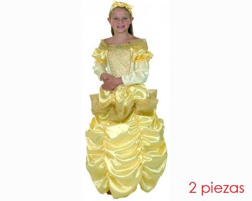 Disfraz de Princesa de lujo 10-12 años