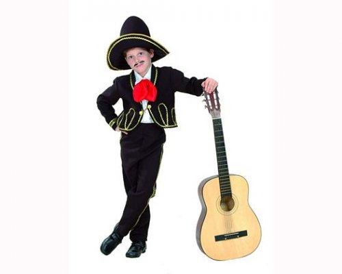 Disfraz de mariachi 5-6 años niño