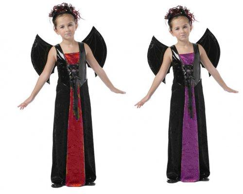 Disfraz de princesa vampira 2 surt 10-12