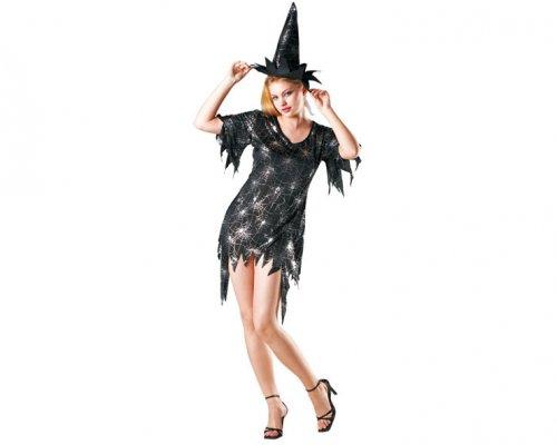 Disfraz de bruja sexy adulto