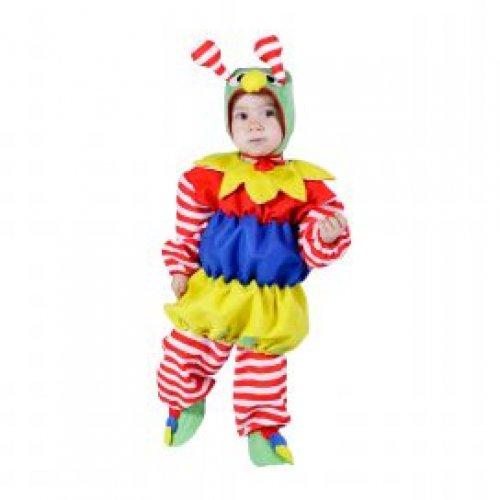 Disfraz de Gusano, 18 meses.