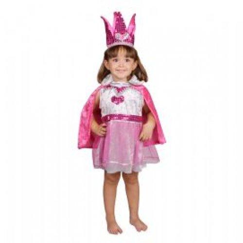 Disfraz de Princesa Fantasía, 7-9 años, talla 3