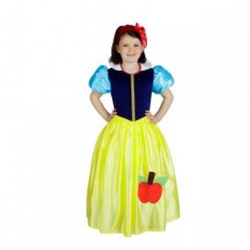 Disfraz de Princesa Bella, 7-9 años, talla 3