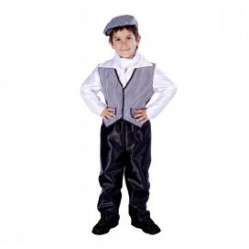 Disfraz de Chulapito, 3-5 años, talla 1