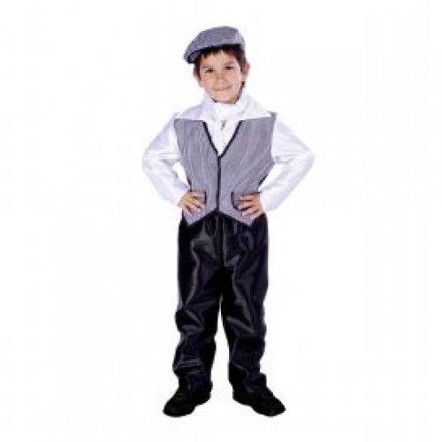 Disfraz de Chulapito, 7-9 años, talla 3