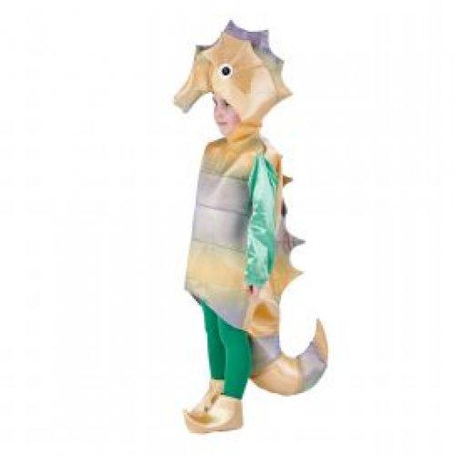 Disfraz de Caballito de Mar, 5-7 años, talla 2