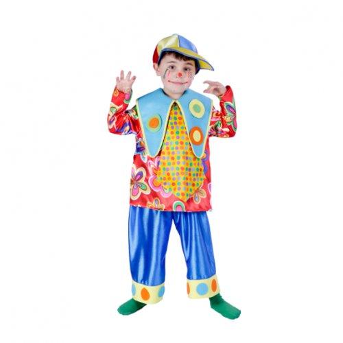 Disfraz de Payasito, 7-9 años, talla 3