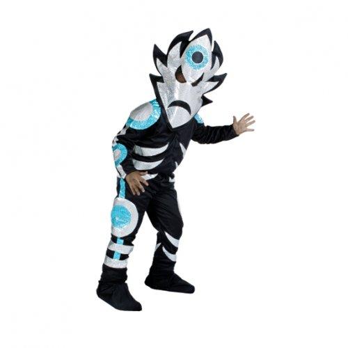 Disfraz de Alien Hielo, 3-5 años, talla 1