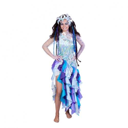 Disfraz de Sirena, adulto