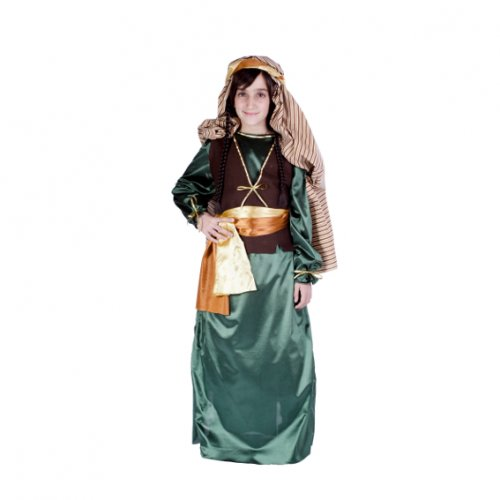 Disfraz de Pastora Hebrea, 7-9 años, talla 3