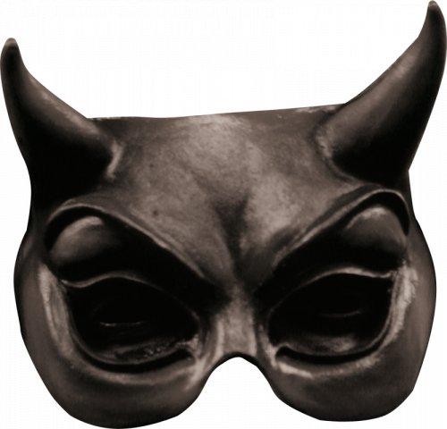 Máscara diablo negra