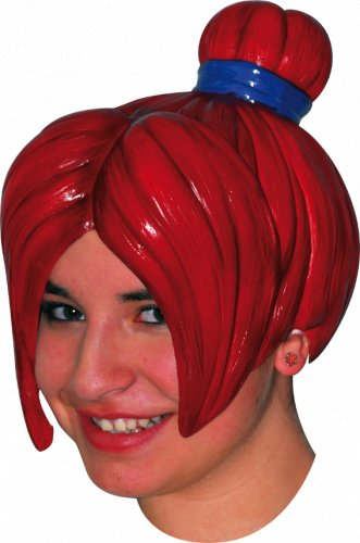 Peluca Anime Wig 4 Red