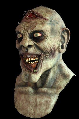 Máscara de zombie cocainómano