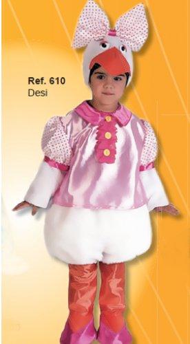 Disfraz de Desi 1 a 3 años