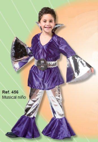 Disfraz de Musical niño 5 a 7 años