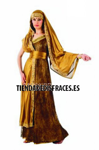 Disfraz de Hindú Sanjana super-lujo