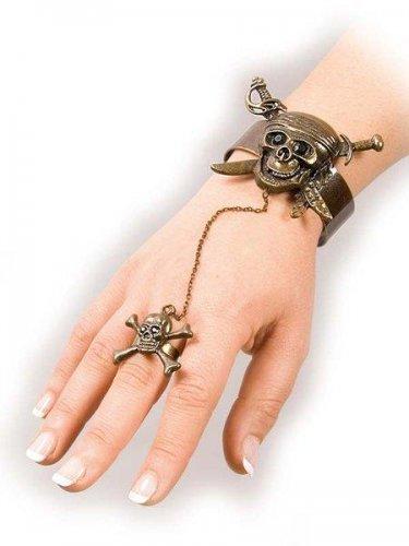 accesorio brazalete pirata