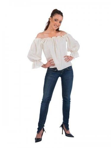 accesorio camisa tabernera Talla M
