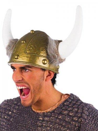 accesorio casco vikingo cuernos dacha