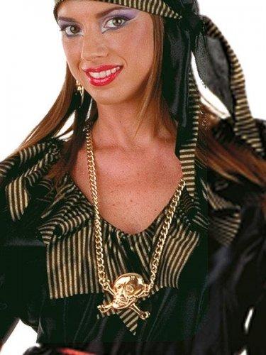 accesorio collar pirata