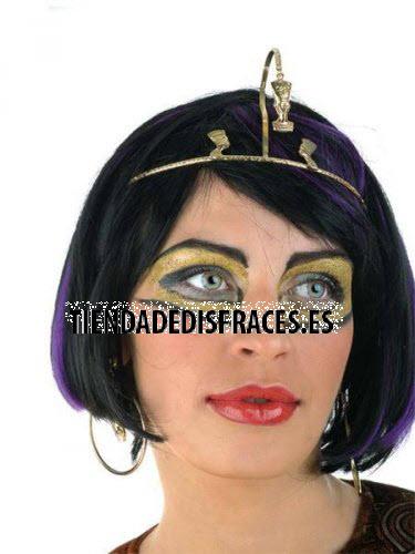 accesorio diadema cleopatra